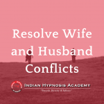 Resolve Wife and Husband Conflicts