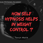 Self Hypnosis in Weight Control