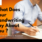 What Does Your Handwriting Say?
