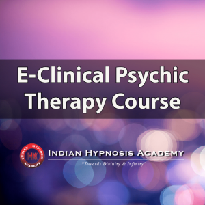 E-Clinical Psychic Therapy Course