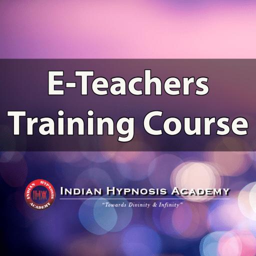 E-Teacher Training Program